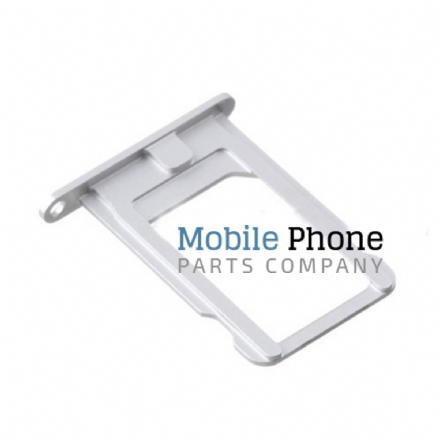 Apple iPhone 5S Sim Tray - White